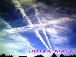 3 Strikes Contrail, your out