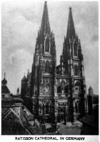 Ratisbon-Cathedral-Germany