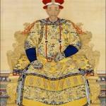 Benevolent ruler kangxi