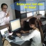 Fire the Boss