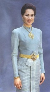 Thai formal wear