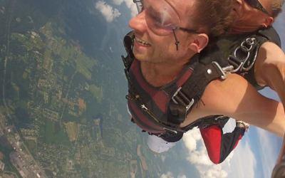 4 Ways Skydiving is Exactly Like Entrepreneurship