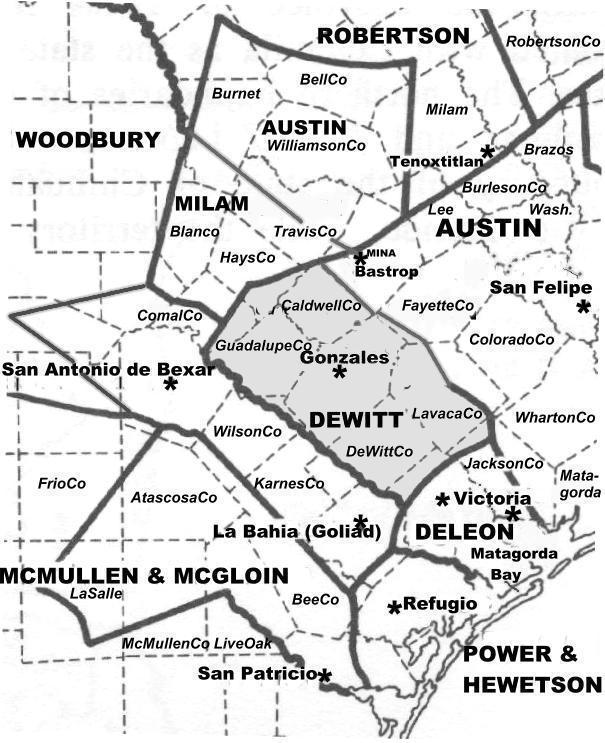 Coahuila Map