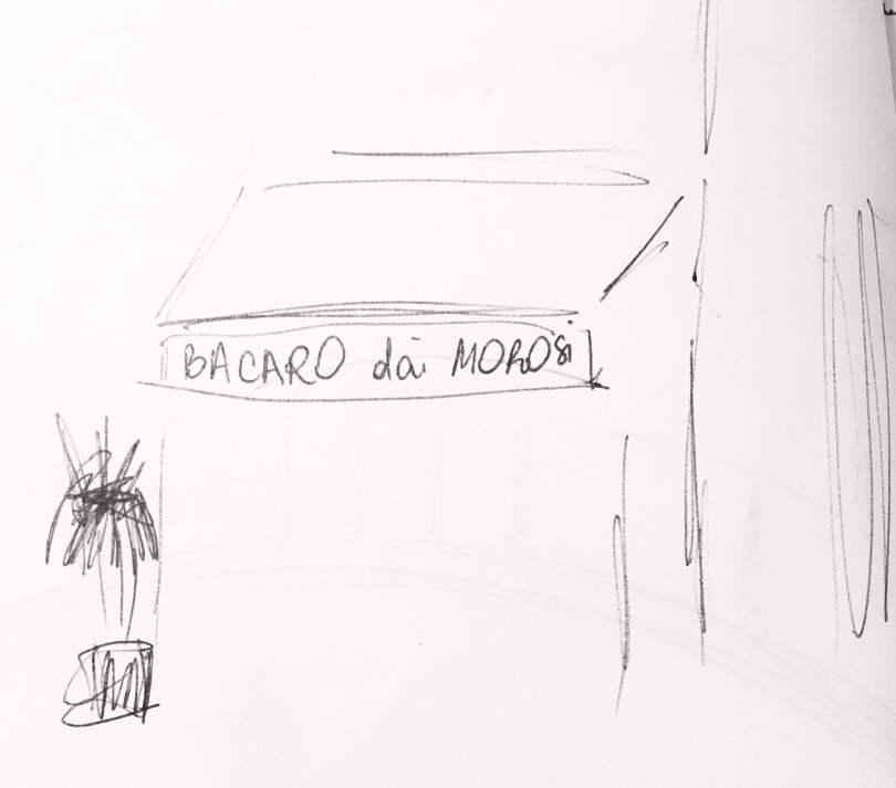 Taccuino Veneziano: Bacaro_dai_morosi