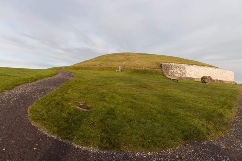 Miti e luoghi in Irlanda