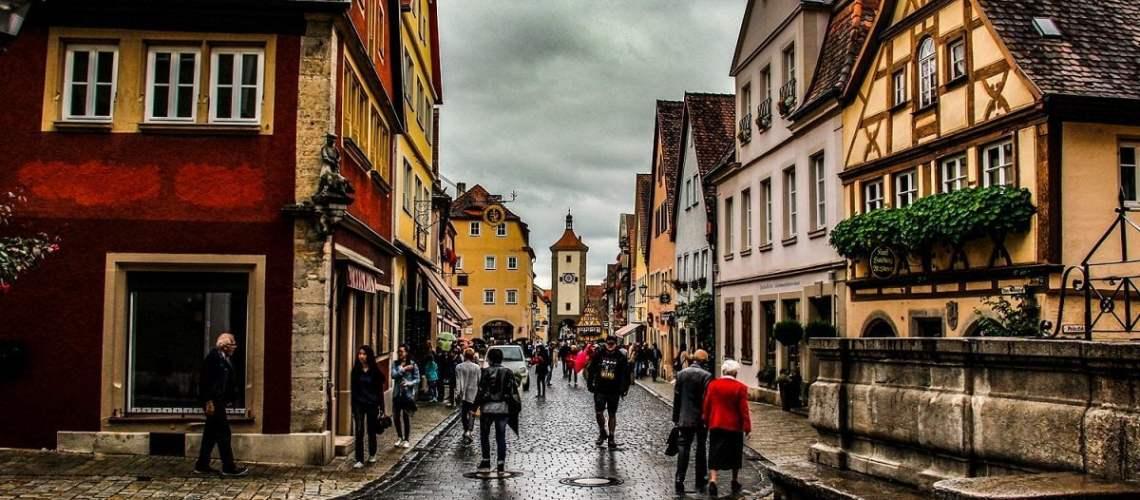 Study Holiday _ Rothenburg