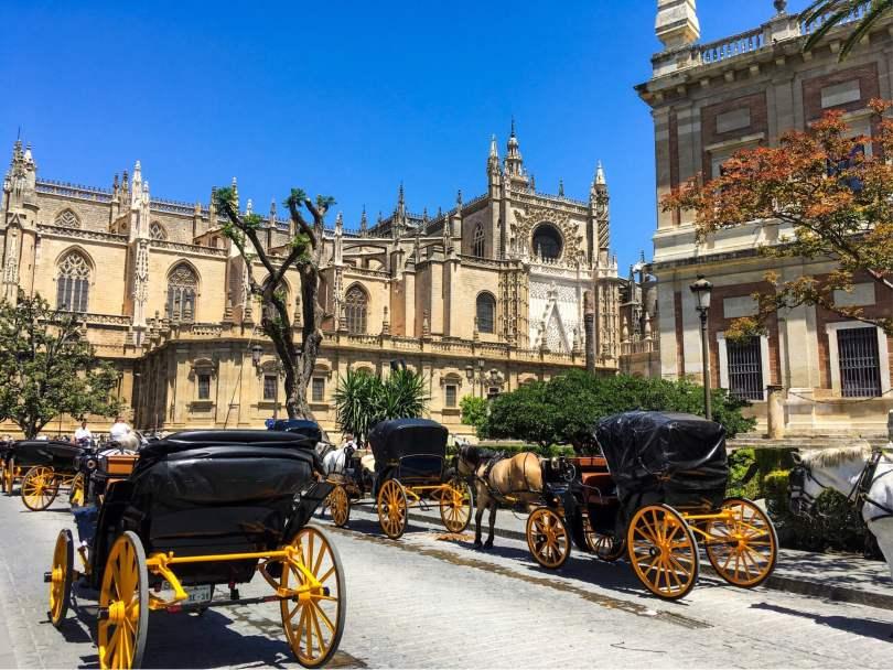 Cattedrale_cose da non perdere a Siviglia