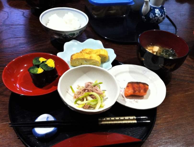 Alla volta del Giappone_il cibo