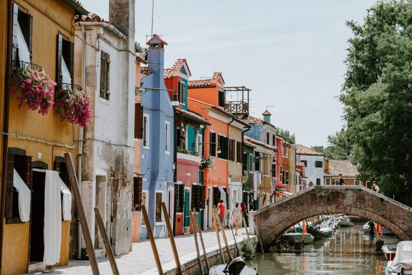 i viaggi che vorrei fare in Italia, Burano