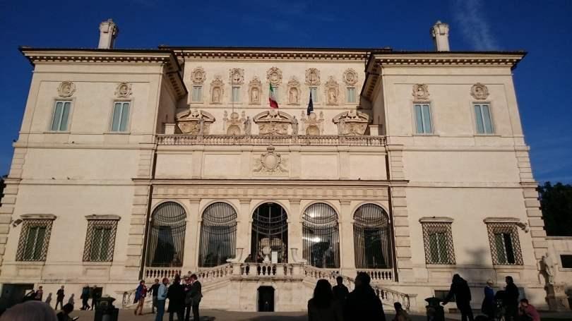 Villa Borghese_Roma