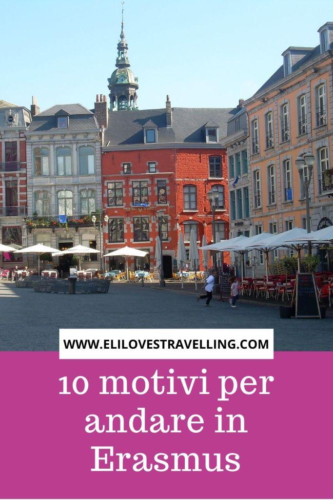 10 motivi per andare in Erasmus 3