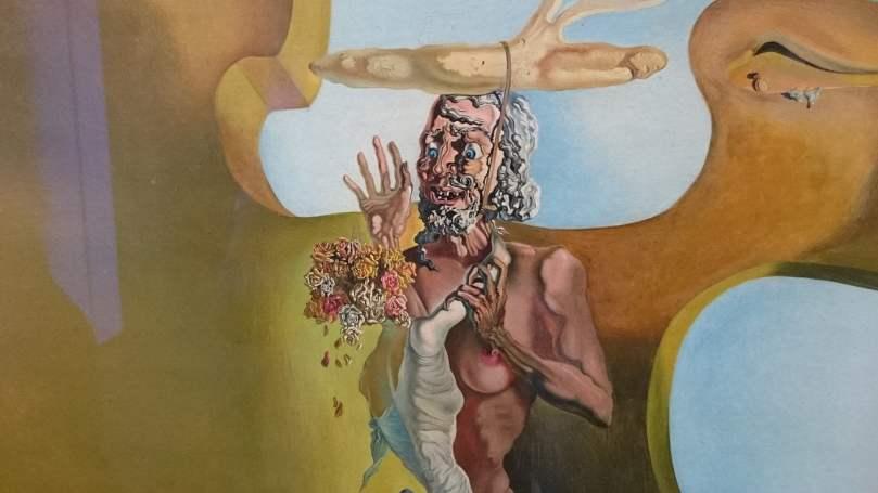 Opera di Salvador Dalì