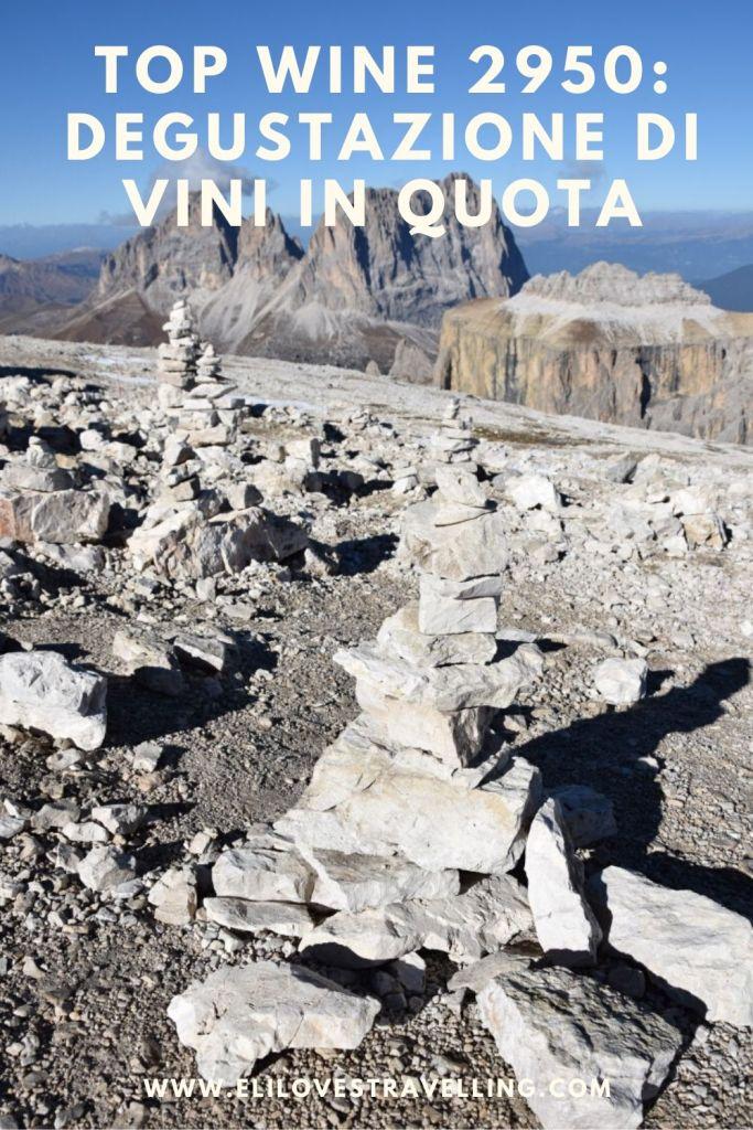 Top Wine 2950: degustazione di vini in quota 1