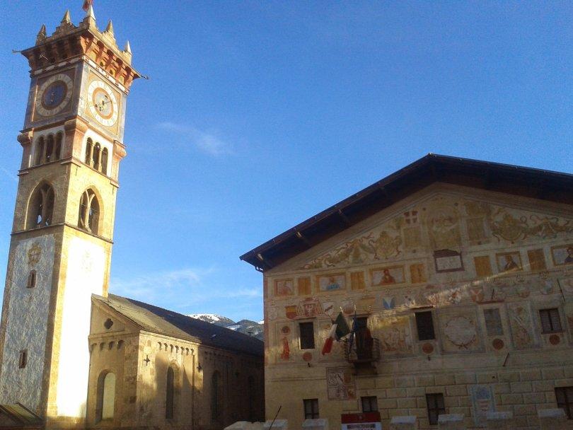10 cose da fare a Cavalese_visitare il Palazzo della Magnifica Comunità di Fiemme