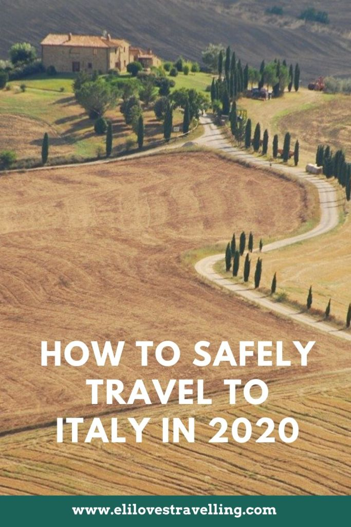 How to safely travel to Italy in 2020 4