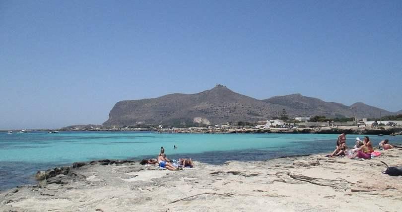 Isola di Favignana_dove andare in Italia quest'estate