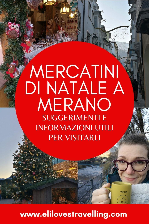 La magia dei Mercatini di Natale a Merano 1