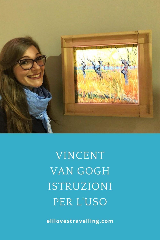 Vincent Van Gogh: manuale d'istruzioni! 3