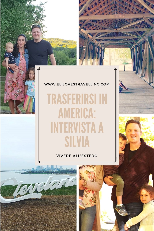 Vivere negli USA_Grafica pinterest