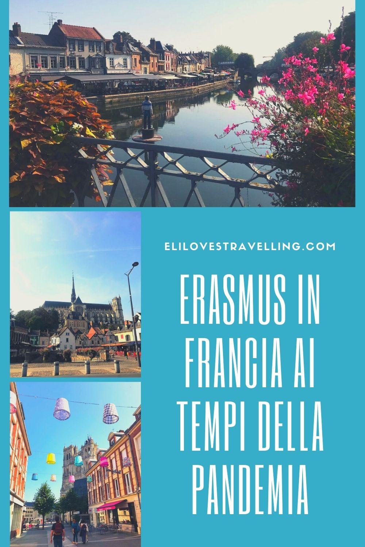 Erasmus in Francia ai tempi della pandemia 1