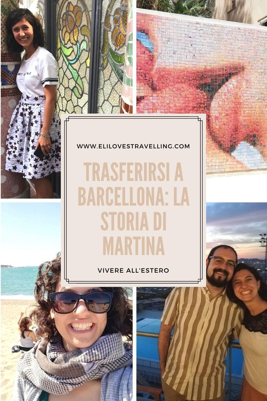 Trasferirsi a Barcellona per amore: la storia di Martina 1