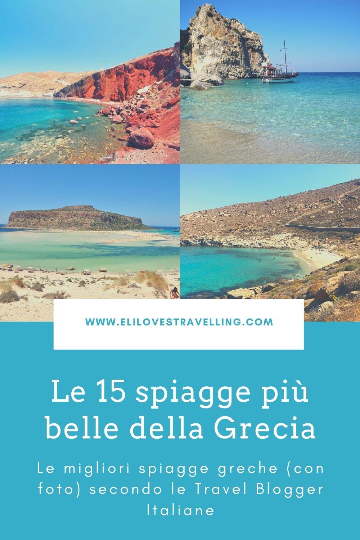 Le 15 spiagge più belle della Grecia 2