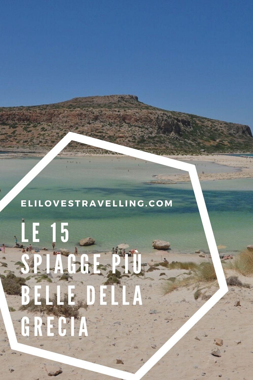 Le 15 spiagge più belle della Grecia 3