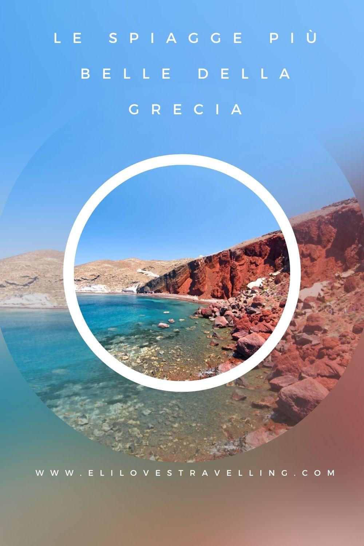 Le 15 spiagge più belle della Grecia 5