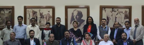 Sindh Parliamentarians to Work with Mishal Pakistan for Smart Policy Making on Eliminating Hidden Hunger and Nutrition Awareness