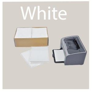 White Elimstat Cleanroom Paper
