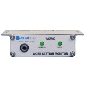 Continuous Monitor for ESD Mats