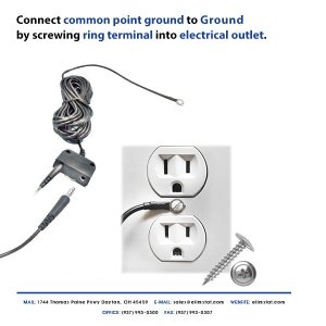 How to Ground Anti Static Mat with Common Point Ground