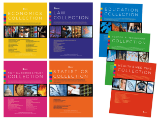 bepress journal academic field collections
