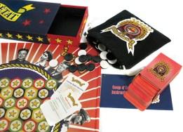 Coup d'État Board Game