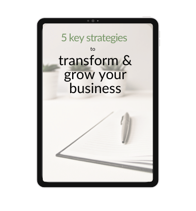 5 key strategies to grow your business