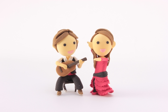 Singer&Guitar