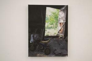 Acryl, 201670 x 90 cm