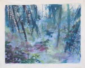 Acryl, 2017ca. 120 x 150 cm