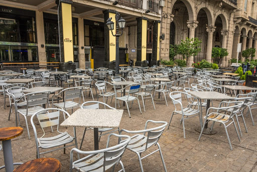 gastronnomía plaza salta