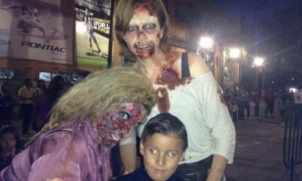 Correrán de los zombies en San Francisco del Rincón
