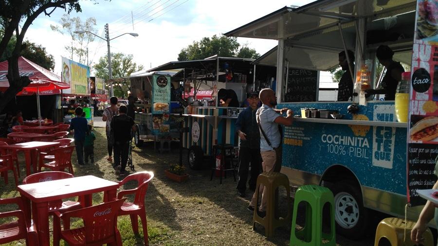 ¿Qué comer en la feria? Los food trucks