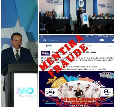 PRI: Oposición ausente, renuncia en Purísima, Manuel Doblado sin 3M; engañan a patronato de la feria