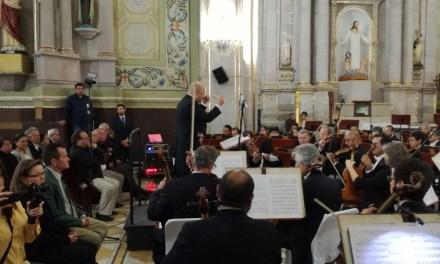 Maravillan con concierto en parroquia de San Francisco del Rincón