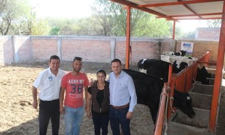Apoyan desarrollo de negocios en Manuel Doblado