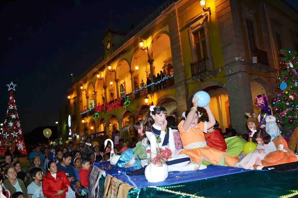Anuncian cabalgata de los Reyes en San Francisco