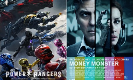 En mi buta: Power Rangers y Money Monster