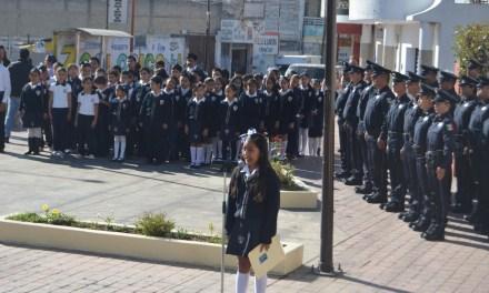Celebran Natalicio de Benito Juárez en San Francisco