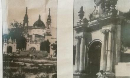 Restauran entrada original del Templo de la Inmaculada Concepción