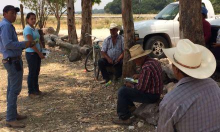 Capacitan a agricultores dobladenses en control de plagas