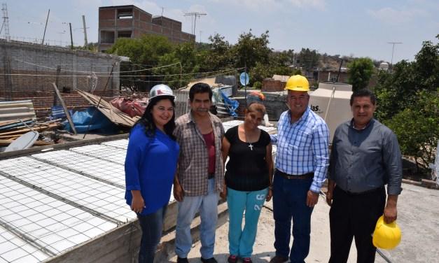 Desarrollan más de 500 hogares en Purísima